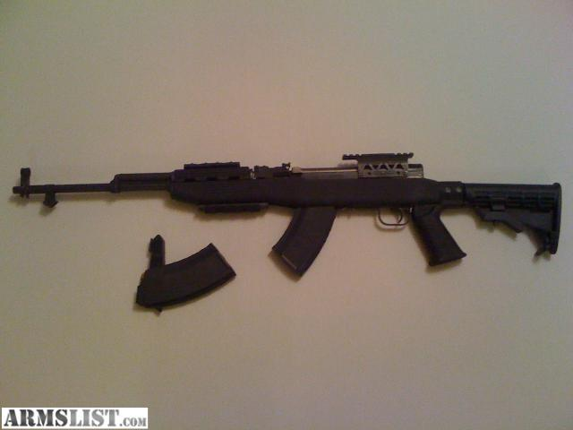 For Sale: Norinco SKS with Tapco stock and mags and Choate mount