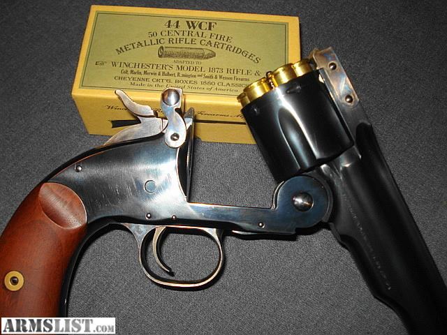 Need to Match a Revolver to a Rifle - Revolver Handguns