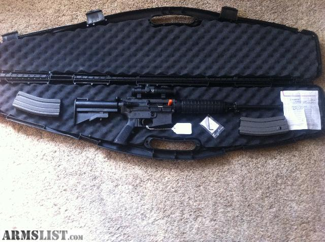 Semi-Automatic includes hardcase and 2 mags