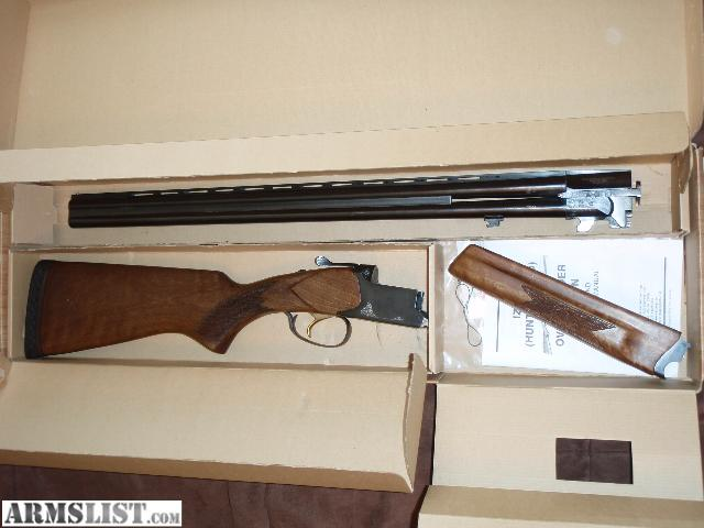 baikal double barrel shotguns