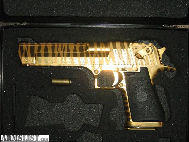 Tiger Stripe Desert Eagle 50ae Lnib Still Available Calguns Net